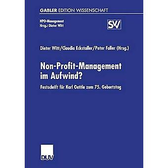 NonProfitManagement Im Aufwind by Witt & Dieter
