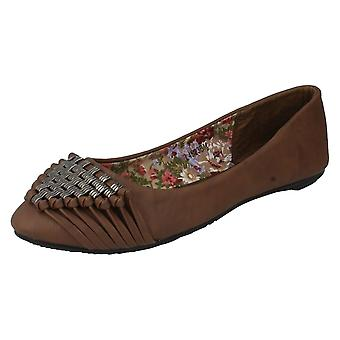 Ladies Update Casual Flat Shoes