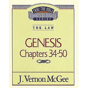 Genesis III by J Vernon McGee - Thomas Nelson Publishers - 9780785202