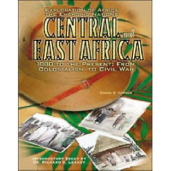 Central and East Africa by Daniel E. Harmon - 9780791057438 Book