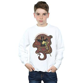 Disney Boys Aladdin Movie Jafar Dark And Mysterious Sweatshirt