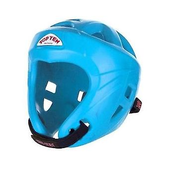 Top Kopfschutz zehn Avantgarde Neon blau