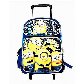 Small Rolling Backpack - Despicable Me Minions 3 - Group 12