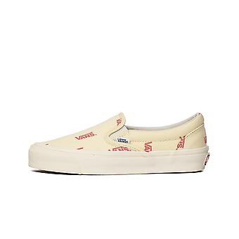 Vans UA OG Classic Slipo Rut VA45JKVQH verão universal sapatos femininos