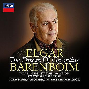 Elgar / Barenboim / Rogers / Staatskapelle Berlin - Dream of Gerontius Op 38 [CD] USA import