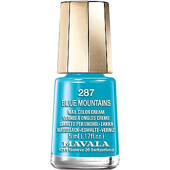 Mavala Colour Inspiration 2017 Nail Polish Collection - Blue Mountain 5ml (287)