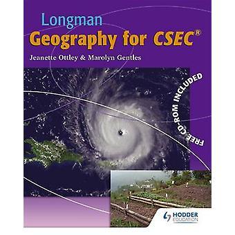 Geografi for CSEC av Marolyn Gentles - Jeanette Ottley - 97814058166