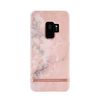 Richmond & Finch shells for Samsung Galaxy S9-Pink Marble