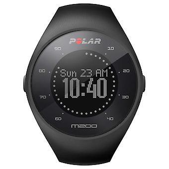 M200 أسود سيدات القطبية GPS المعصم HR M/L 90061201 مشاهدة