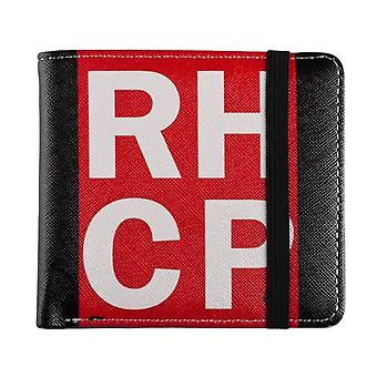 Red Hot Chili Peppers Logo Bi-Fold Wallet