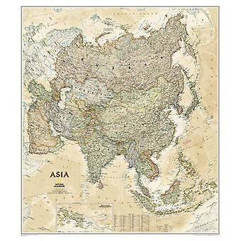Asia by National Geographic Maps - 9781597752619 Book