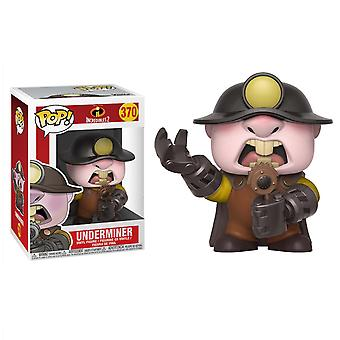 Incroyables 2 Underminder Funko Pop Figure