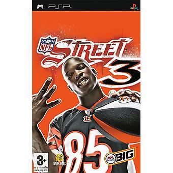 NFL Street 3 (PSP) - Nouveau