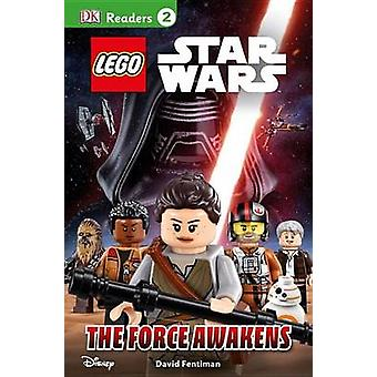 Lego Star Wars - The Force Awakens by David Fentiman - 9781465438195 B