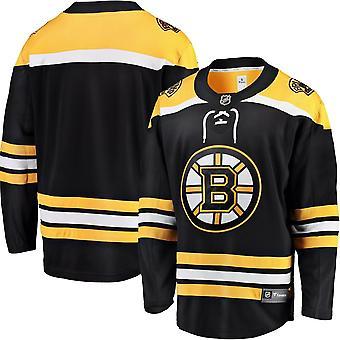 Fanatiques LNH Boston Bruins maison échappée Jersey