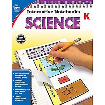 Ciencia, grado K (cuadernos interactivos)