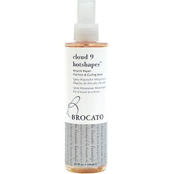 Brocato Cloud 9 Hot figurer Miracle reparasjon flat Iron & curling spray 250ml