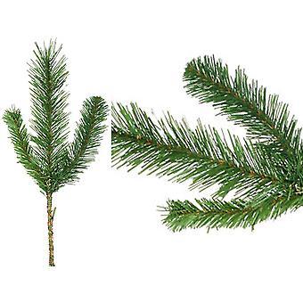 Вечнозеленая искусственная сосна спрей для рождественских ремесел - малые