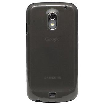 Verizon High Gloss silikonfodral för Samsung Galaxy Nexus SCH-i515-svart