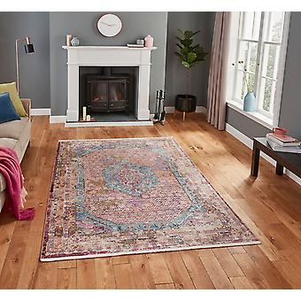 Athena Think 24023 Multi  Rectangle Rugs Traditional Rugs