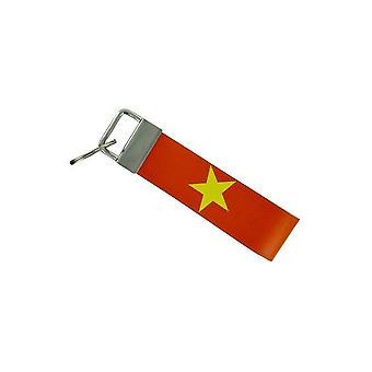 Door Cles Keys Car Motorcycle Band Fabric Flag House Tuning Vietnam