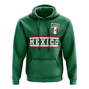 Mexico Core Football Country Hoody (grønn)