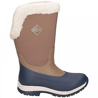 Muck Boots Apres Tall Boot Otter/Marine