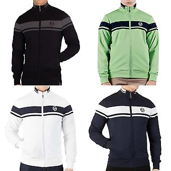 Sergio Tacchini Mens Damarindo Archivio Full Zip Tracksuit Track Jacket Top