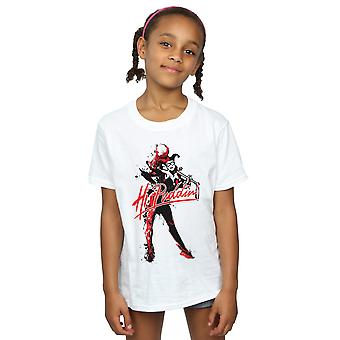 DC Comics Girls Harley Quinn Hi Puddin T-Shirt