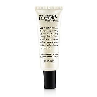 Philosophy Anti-wrinkle Miracle Worker Primer+ Line-correcting Primer - 27ml/0.9oz