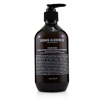 Grown Alchemist Hand Wash - Sandalwood Ylang Ylang & Hyaluronan - 500ml/16.9oz