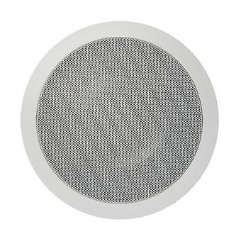 PG audio DL 62, 2 way ceiling speaker, 70/140 watt max. White, B-stock