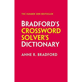 Collins Bradfords Crossword Solvers Dictionary by Anne R Bradford