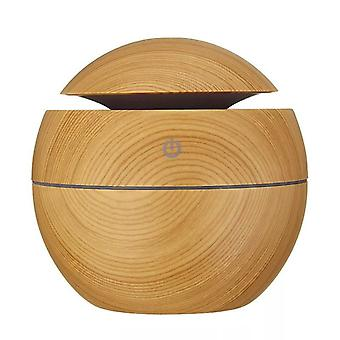 Humidifier, Ultrasonic Aroma 006-Light Wood