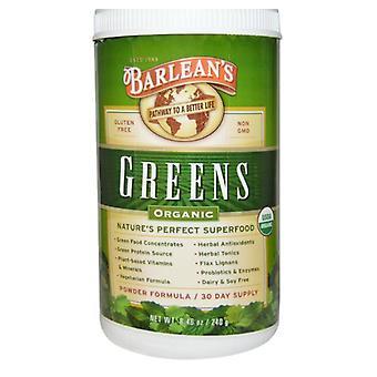 Zelení, Groene Shake (264 g) - Barlean's