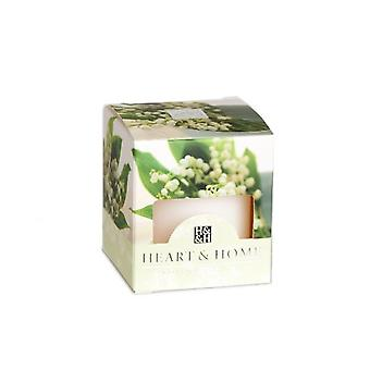 Heart & Home Votive Candle Lily Of The Valley