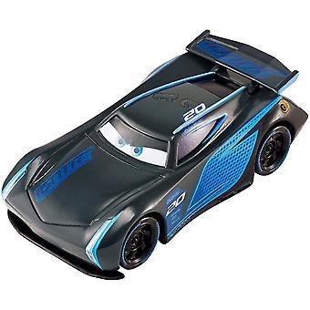 Disney αυτοκίνητα DXV34 Jackson Storm diecast μοντέλο
