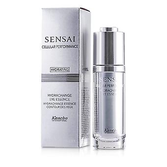 Kanebo Sensai cellulaire prestaties Hydrachange Eye essentie - 15ml / 0,5 oz