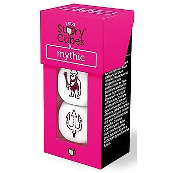 Asmodee Rory Story terninger mytiske terninger Mix