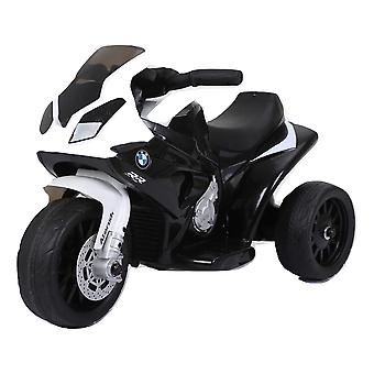 Licencia BMW S1000RR 6V Kids Electric Ride On Trike Black