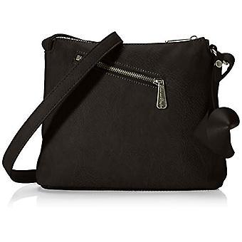 Fritzi aus PreussenAyda Donna Strap bag (Black)24.5x18x6.5 centimeters (W x H x L)