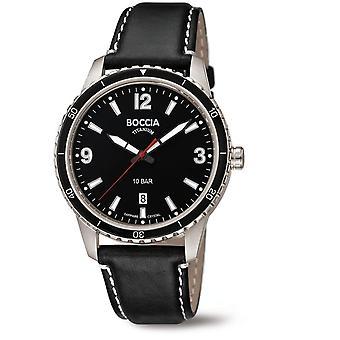 Boccia Titanium 3635-01 Men's Watch