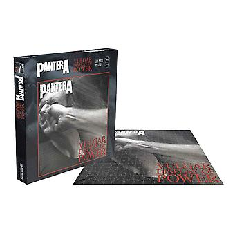 Pantera Jigsaw Puzzle Vulgar Display Of Power Album Cover new Official 500 Piece