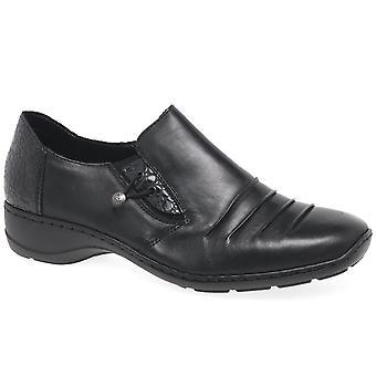 أحذية عادية النسائي Rieker كالدر