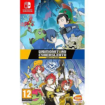 デジモンストーリーサイバースルース - コンプリートエディション任天堂スイッチゲーム
