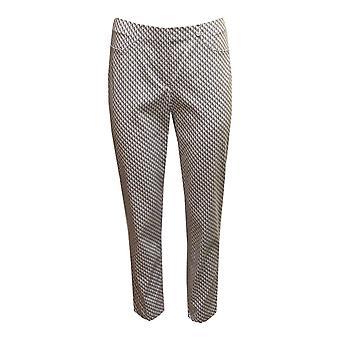 ROBELL Robell Taupe Trouser Bella 51560 54872 17