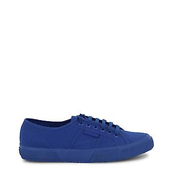 Superga Original Unisex Spring/Summer Sneakers - Blue Color 33130