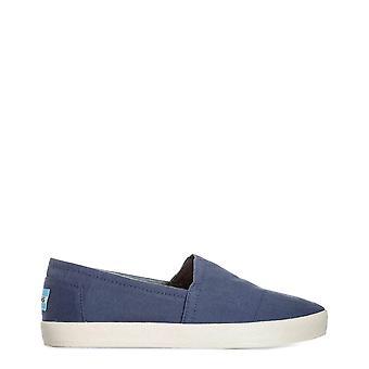 TOMS Original Men Spring/Summer Slip-on - Blue Color 33061