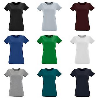 SOLS Womens/Ladies Regent Fit Short Sleeve T-Shirt