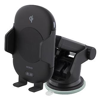 Wireless car charger with IR sensor 10W